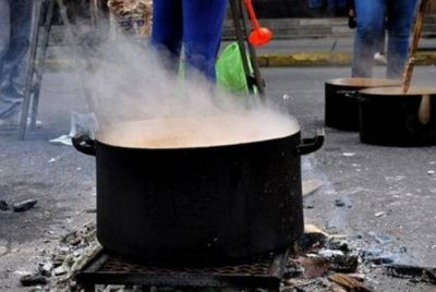 """Cuarentena en la periferia: """"La gente se acerca buscando una forma de sobrevivir"""""""
