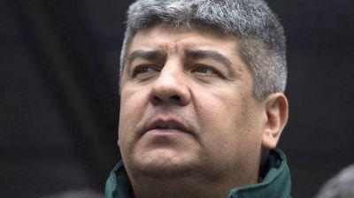 Pablo Moyano reclama a intendentes y gobernadores por