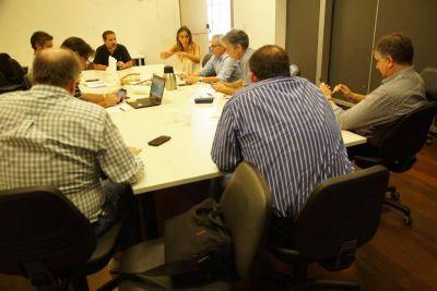AySA: Malena Galmarini recorrió la Planta Gral San Martín para monitorear su funcionamiento