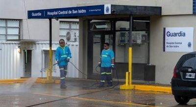 San Isidro tiene 9 casos confirmados de coronavirus