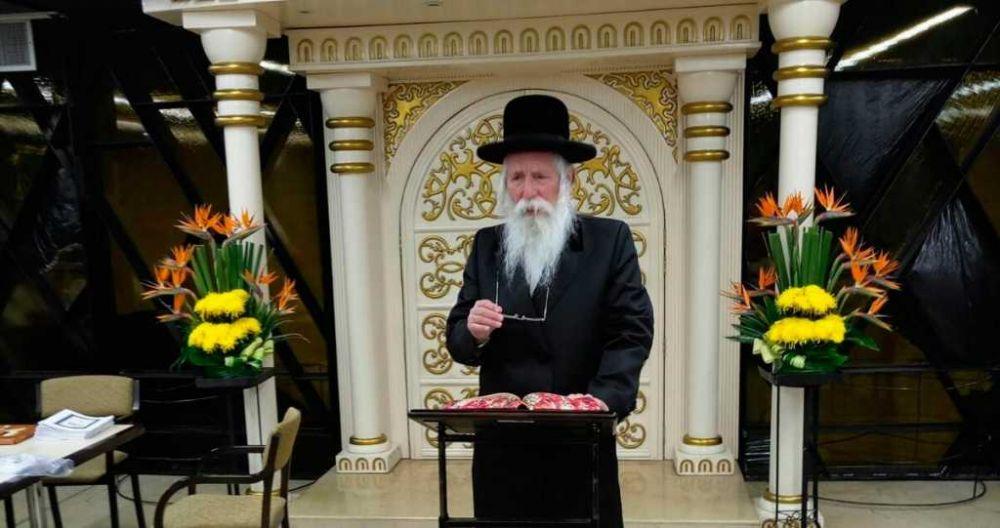 El Rabino Grossman solicitó a Netanyahu esforzarse para unir al pueblo judío