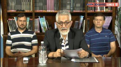 Confirmaron cinco nuevos casos sospechosos en la provincia Redacción El Diario de la República
