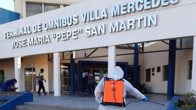Villa Mercedes: el personal de salud tiene transporte gratuito Redacción El Diario de la República