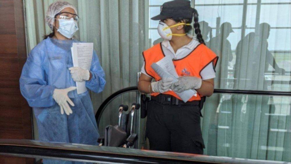 San Juan continúa sin casos positivos y hay más de 500 aislados