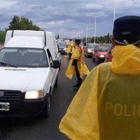 Coronavirus en Mendoza: largas filas de autos en el Acceso Sur para llegar al centro de Mendoza
