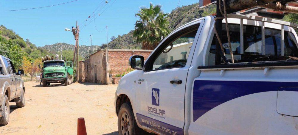 Prohíben cortes de servicio por parte de EDELAR y Aguas Riojanas