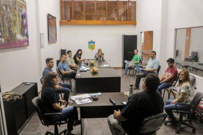 En plena crisis el Municipio desarrolla sus tareas y planifica
