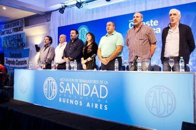 ATSA Buenos Aires expresó su descontento con el Gobierno por no eximirlos del pago de transporte
