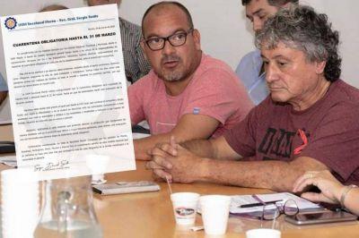 La UOM Morón denunció que empleadores presionan para romper la cuarentena