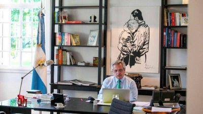 La cuarentena obligatoria por el coronavirus seguirá hasta mediados de abril: cómo adoptó la decisión el presidente Alberto Fernández