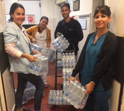 Cervecería Quilmes suma su acción solidaria en tiempos de la pandemia