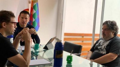 Cristian Cardozo puso al doctor Melgarejo al frente del Servicio de Emergencia COVID-19