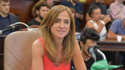 """Victoria Tolosa Paz: """"El esfuerzo tiene que estar puesto en lo social"""""""