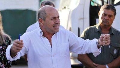 Mario Secco prepara un fuerte anuncio: 11 mil pesos de aumento para los trabajadores municipales