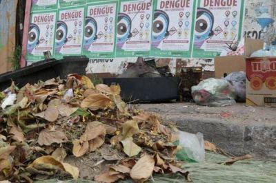Calles repletas de basura por vecinos que desoyeron la falta de recolección