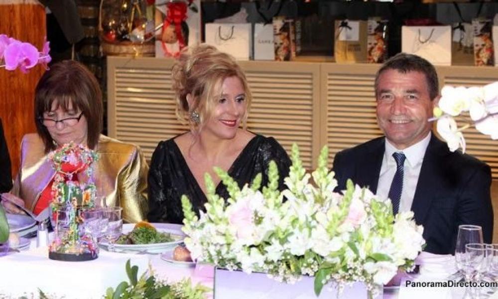 Fortabat, la Federal y una cena virtual solidaria de tres millones de dólares