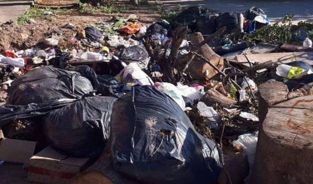 Aplicaron importantes sanciones a vecinos por arrojar basura en lugares prohibidos de la ciudad