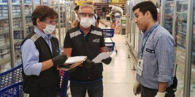 Gremio de empleados de la AFIP garantiza insumos para que se hagan de forma segura las inspecciones