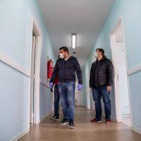 Iniciaron la readecuación sanitaria y puesta a punto del Albergue Municipal de Ushuaia