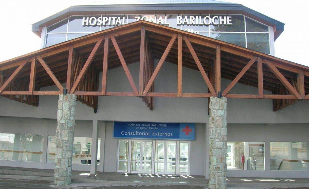 ATE denunció despidos en el hospital de Bariloche
