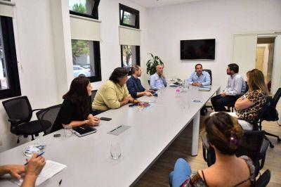 Sujarchuk encabezó una nueva reunión de la Mesa Local de Emergencia y anunció nuevas medidas sanitarias y sociales para enfrentar la pandemia del coronavirus en Escobar