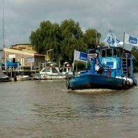 Aysa lleva agua potable a vecinos del Delta