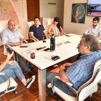 Coronavirus: Mayra Mendoza se mostró con políticos de la oposición