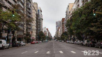 Cayó un 90 por ciento la venta de combustibles en Mar del Plata: