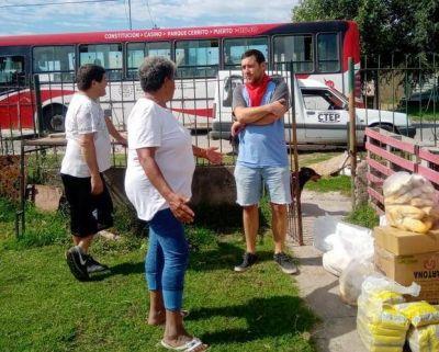 """Comedores barriales aumentaron """"exponencialmente"""" su demanda ante la cuarentena"""