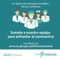 En el primer día se anotaron más de 9.000 personas para ingresar al sistema de salud bonaerense