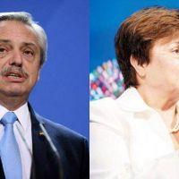 Alberto Fernández prepara su plan: incluye al FMI