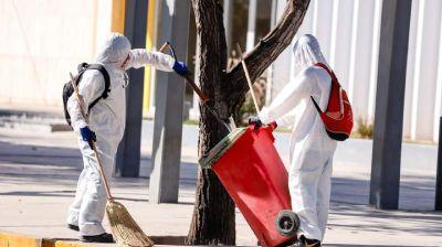 La basura domiciliaria, otro tema de cuidado en medio de la pandemia: qué hacer en San Juan