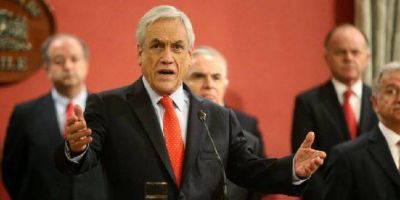 Chile: Piñera permite a empleadores no pagar sueldos de quienes no trabajen por la cuarentena