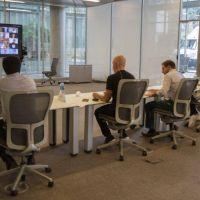 Larreta tuvo su show online con CEOs para buscar ayuda en la cuarentena