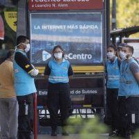 Agentes de tránsito porteños sin licencias, ni bonos, ni protección en la pandemia