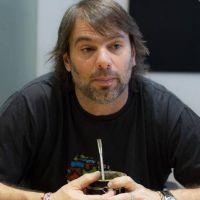 """Daniel Catalano: """"El orgullo y el coraje de ser estatales"""""""