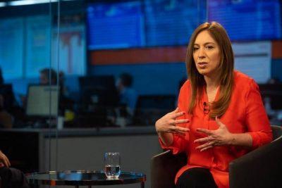 "María Eugenia Vidal reapareció para dar un mensaje por el coronavirus: pidió apoyar al ""Presidente, gobernadores e intendentes"""