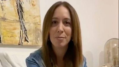 La reaparición de Vidal, en cuarentena: guiño al Presidente, destacando a las ONG