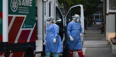 Coronavirus en Argentina: los médicos en alerta porque las ART no cubren los contagios