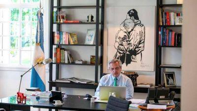 Alberto Fernández extenderá la cuarentena obligatoria y ajusta el plan para contener al coronavirus en el conurbano