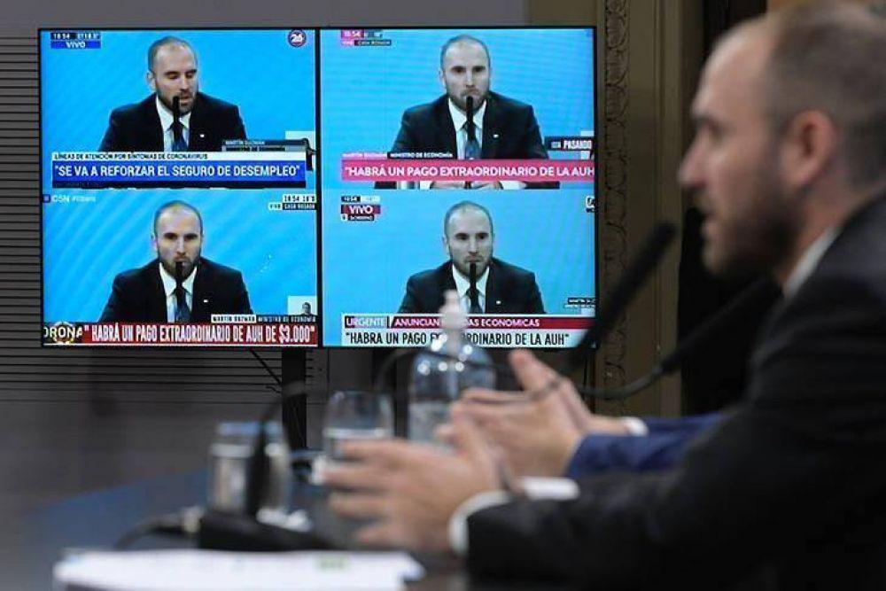 Con respaldo del FMI, el gobierno presenta su oferta a los bonistas
