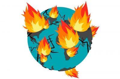 El virus del default global y el colapso de la economía
