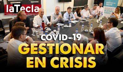 La gestión provincial en el medio de una crisis mundial
