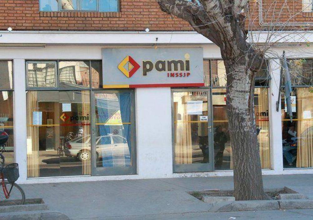 El PAMI sigue prestando servicios a sus afiliados en medio de la pandemia