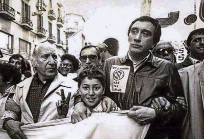 El día que el movimiento obrero marchó contra la dictadura por Paz, Pan y Trabajo