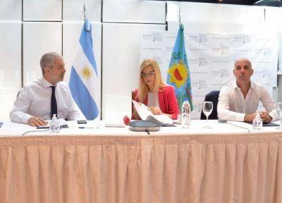 Magario, Alak y la Suprema Corte analizaron la situación en las cárceles bonaerenses