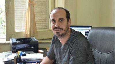 El concejal Crespo presenta un portal de reclamos por ABSA