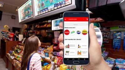 Coca-Cola lanzó Wabi, la nueva plataforma de envíos desde kioscos y almacenes