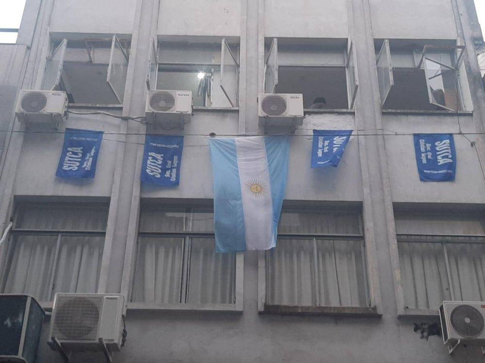 Custodios lanzan campaña patriótica frente al Coronavirus