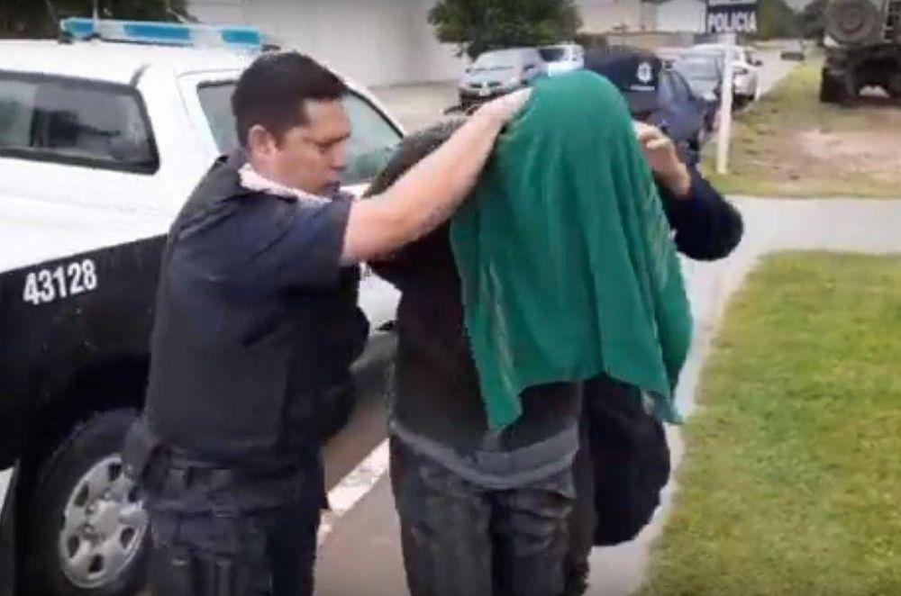Capturan en Bahía Blanca un preso fugado de Tornquist